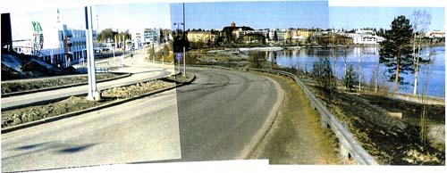 Puisto Kajaani